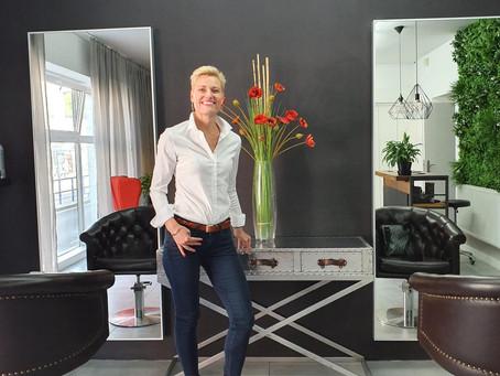 """""""Mým hlavním cílem je zdravý, vyvážený a spokojený způsob života,"""" říká Andrea Doležalová"""