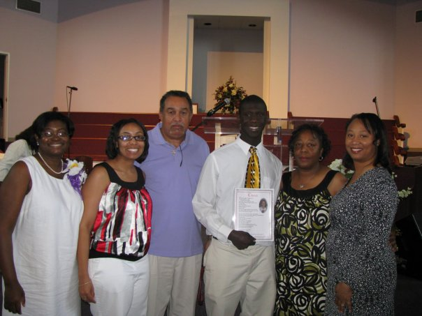 2009 Scholarship Recipient