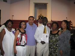 2009 Scholarship Recipient