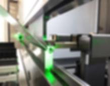Sheet metal hydraulic CNC press brake ma