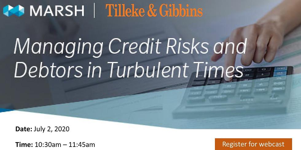"""Tilleke&Gibbins, MARSH """"Managing Credit Risks and Debtors in Turbulent Times"""""""