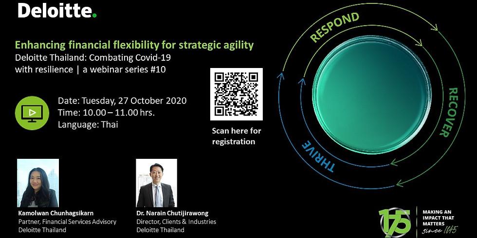 Deloitte Thailand: Enhancing financial flexibility for strategic agility
