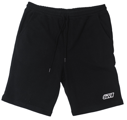A pair of Black shorts (reflective)