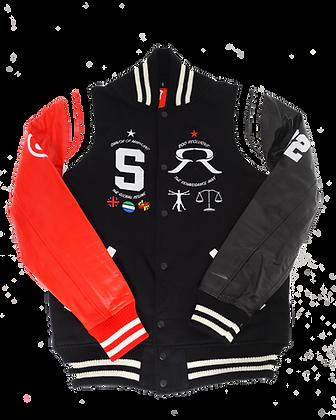 'Leone Stars' Letterman Jacket