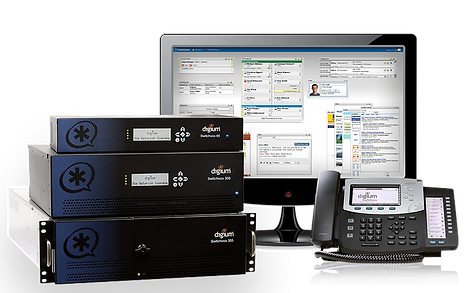 Avaya IP Office 500v2 Cabinet with expansion module and 9608 IP Phone