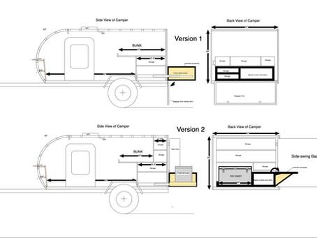 Keys to Teardrop Camper Design