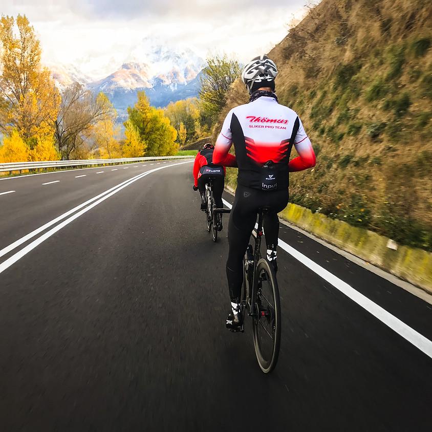 Erste Cycling Unit Ausfahrt