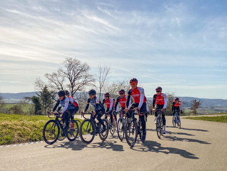 Team Weekend in Schaffhausen 27.03. - 28.03.2021