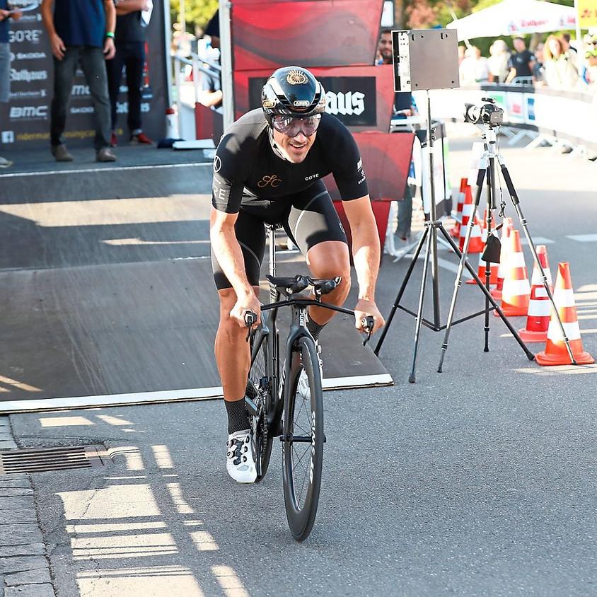 Chasing Cancellara Riderman