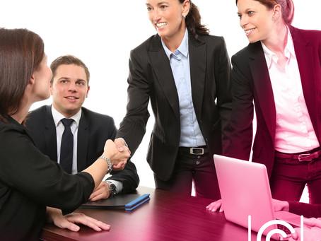 Knigge: Begrüßung im Business