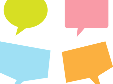 Communicating without words (sometimes)