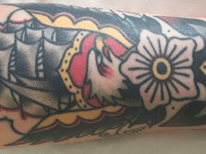 Tattoos as self-care.
