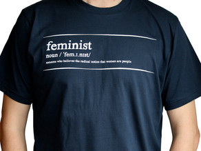 Are you even a feminist if you don't own the t-shirt?