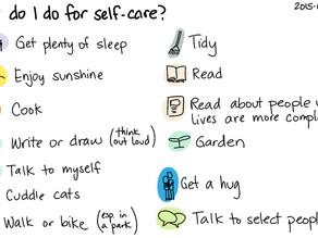 Rethinking self-care