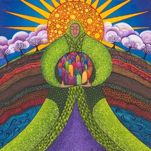 """Earth Prayer: Benediction"" Archival Print"