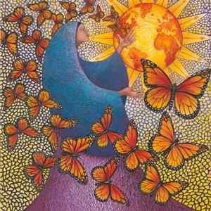 """Earth Prayer: Transformation"" - Archival Print"