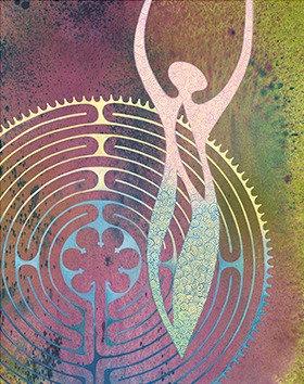 """Path Prayer for Healing"" - Archival Print"