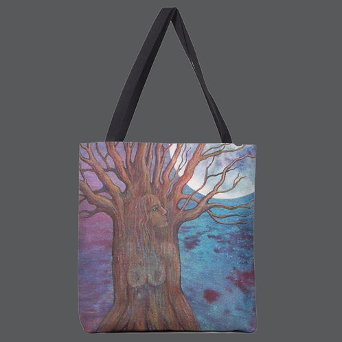 """""""Spirit of the Trees"""" - Tote Bag"""