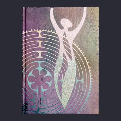 """Path Prayer for Healing"" - Hard Bound Journal"