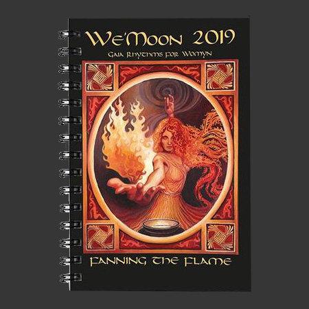 """""""We'Moon 2019"""" Datebook"""