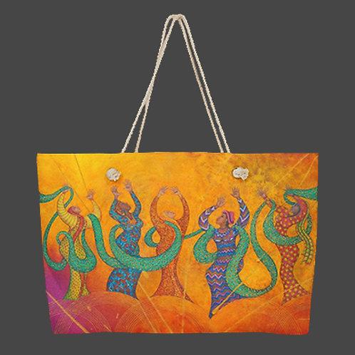 """""""Come Together"""" -  Weekender Bag"""