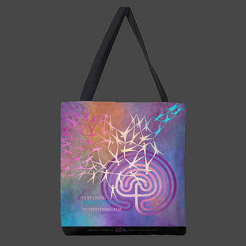 """""""Connects Us"""" - Tote Bag"""
