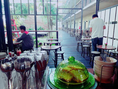 Cafe' at NYTH