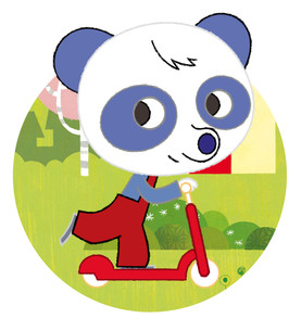 Kapa, The Panda