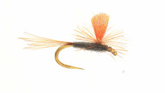 Hi-Viz Parachute Adams Fly