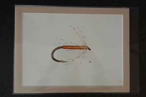 The Soft Hackle Giclee Print