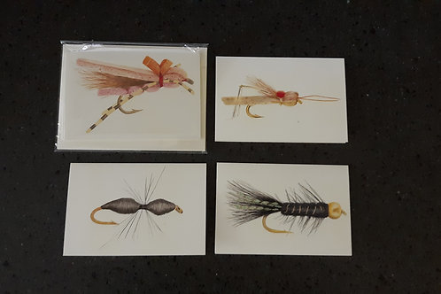 """4 Note Cards and envelopes - """"The Great Impostors"""" (C)"""