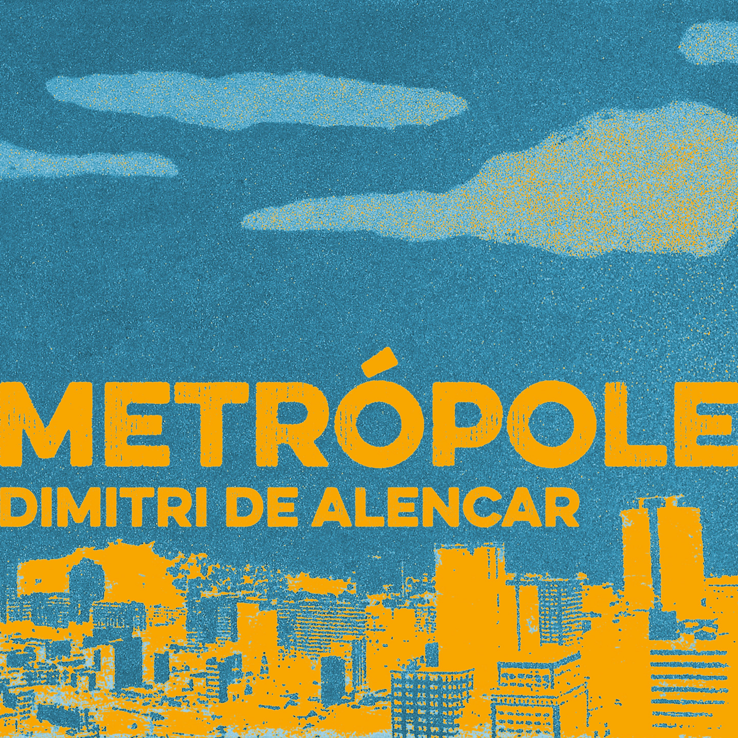 capa de CD virtual metropole