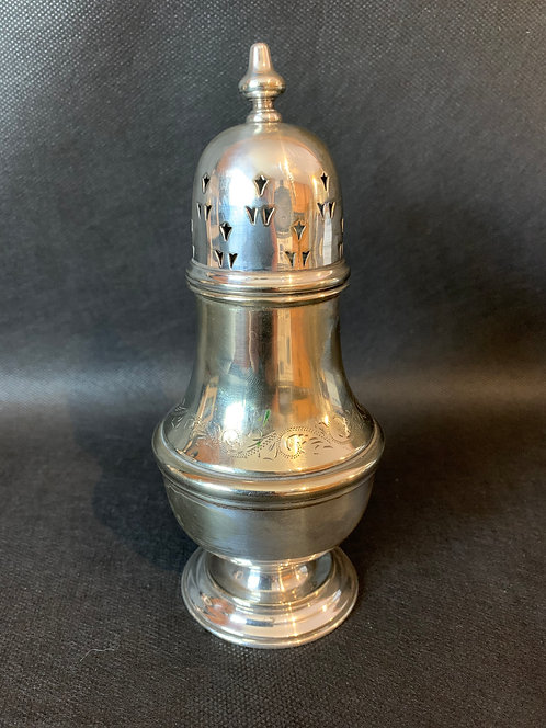 Silver Plated Lyco Shaker (10)