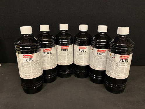 Coleman's Fuel (White Gas) - 12 Pack