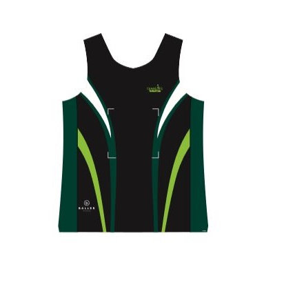 ORMSKIRK NC - LADIES VELCRO VEST TOP