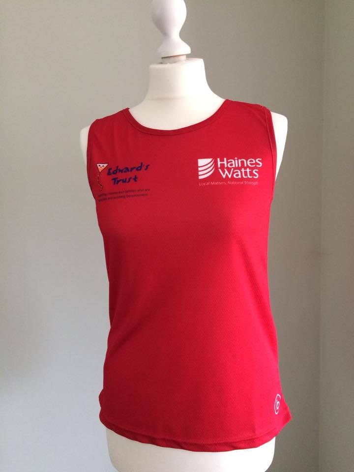 Haines Watts Ladies Running Vest