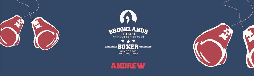 BROOKLANDS ABC gym towel
