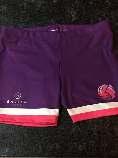 Brymbo - Lycra Shorts