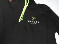 Baller Hoodie front 1