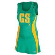 GILBERT NETBALL DRESS