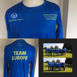 Team Europe Golf
