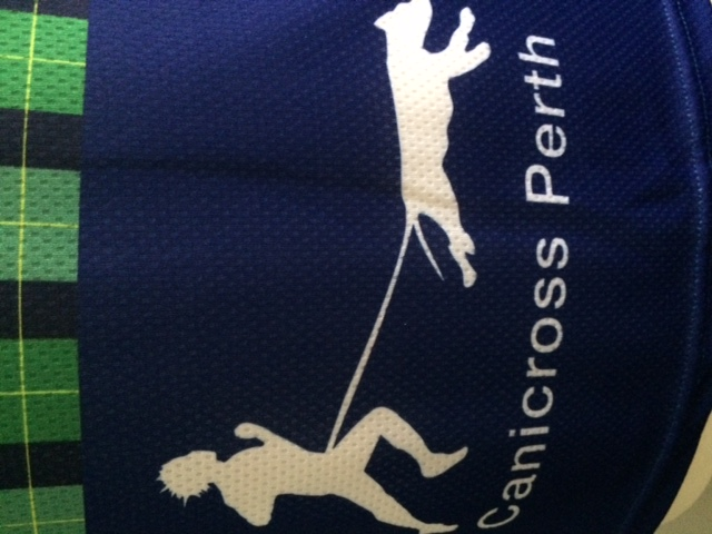 Canicross Perth logo