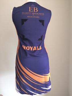 Royals dress back 10