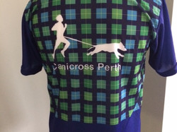Canicross Perth t-shirt 2