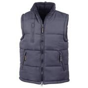 JUNIOR BODY WARMER / GILET - SARACENS NC