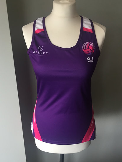 BRYMBO NC - ATHLETIC VEST TOP