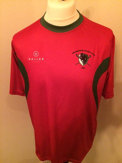 BROMSGROVE HOCKEY CLUB JUNIOR HOME SHIRT