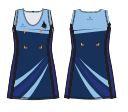Telford Netball club Dress -U16/U19