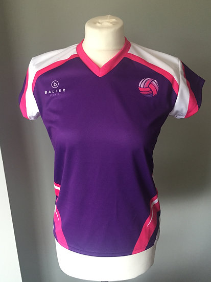 Brymbo Ladies Fitted T'Shirt