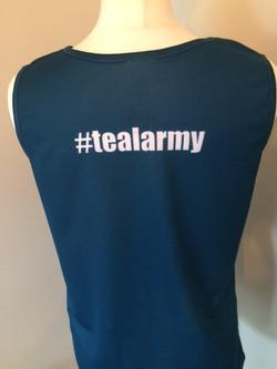 #tealarmy back